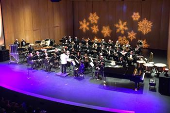 Little Rock Winds, Christmas 2018