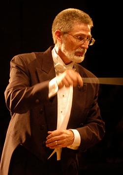 Michael Chance, associate conductor