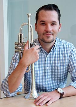 Ross Ahlhorn, trumpet